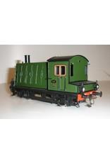 """NVM 20.02.002 DE-locomotief NS 400 - (""""Grote sik"""") voor spoor II (64 mm)"""