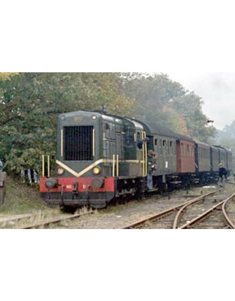 NVM 20.02.003 DE-locomotief NS 450 - tramweglocomotief voor spoor 0