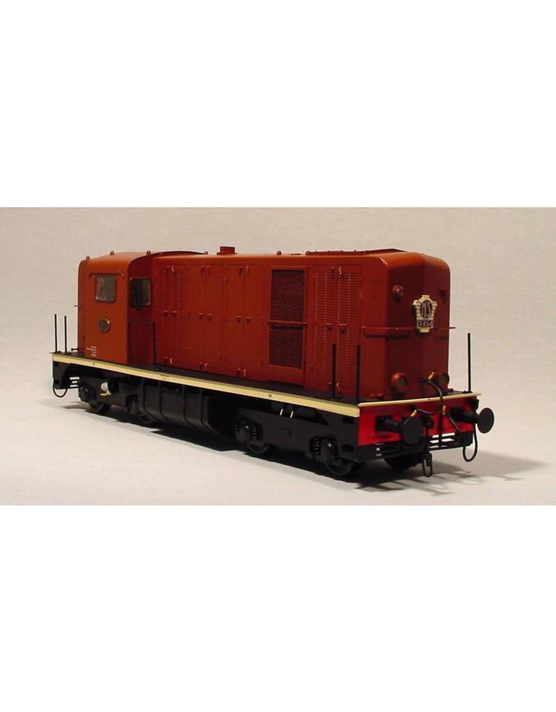 NVM 20.02.005 DE-locomotief NS 2400 voor spoor H0