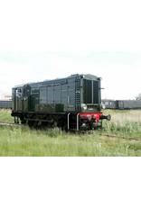"""NVM 20.02.009 DE-rangeerlocomotief NS 600 - (""""Hippel"""", """"Bakkie"""") voor spoor I"""