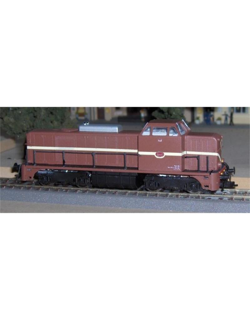 NVM 20.02.011 DE-lok NS 2530 voor spoor 0 en h0