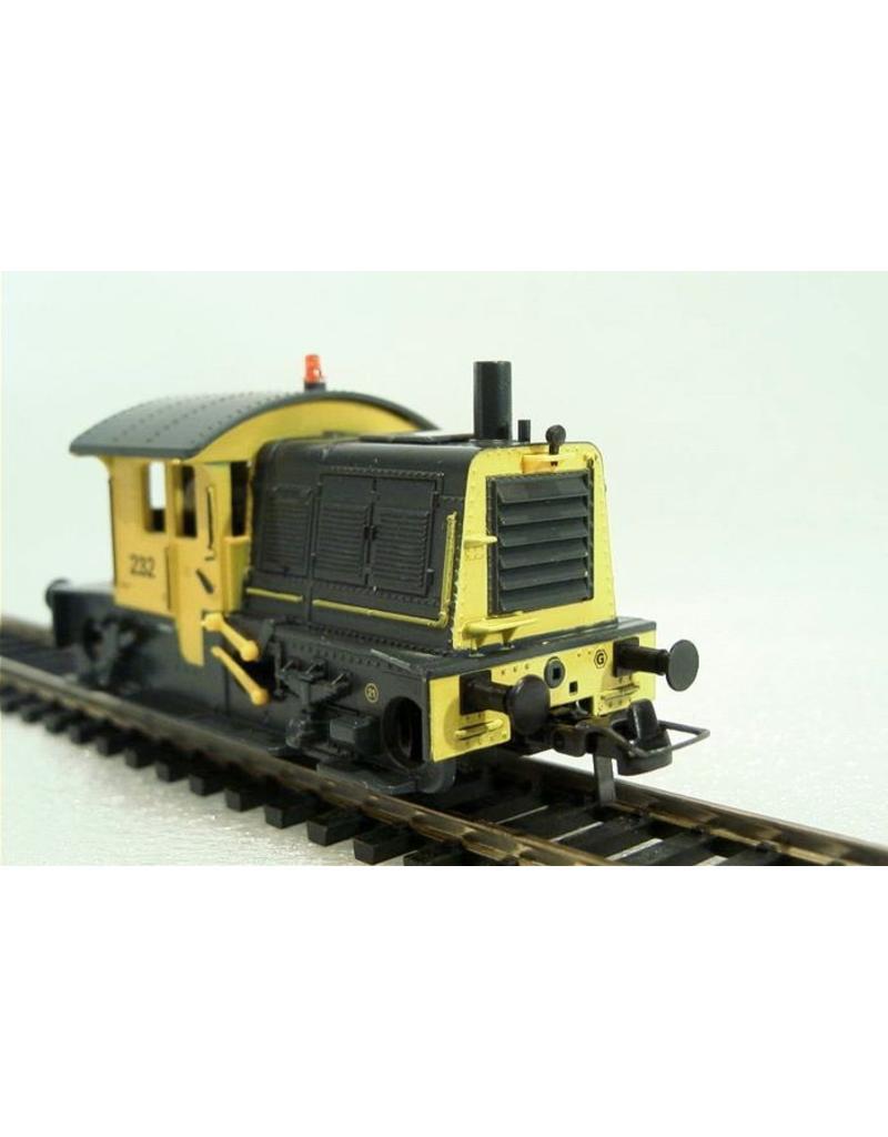 """NVM 20.02.013/A Locomotor NS 201-212 """"Sik"""" voor 7,25"""" spoor"""