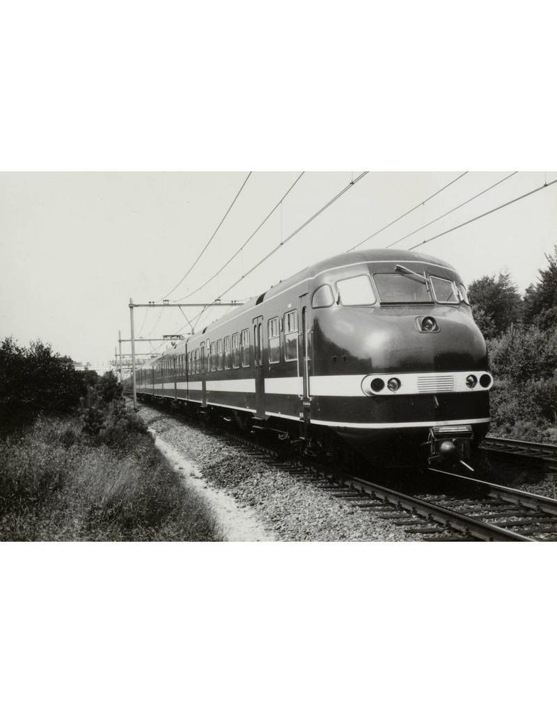 """NVM 20.03.004 4-wagentreinstel TT 501- Prototype """"Trein van de toekomst"""" voor spoor H0"""