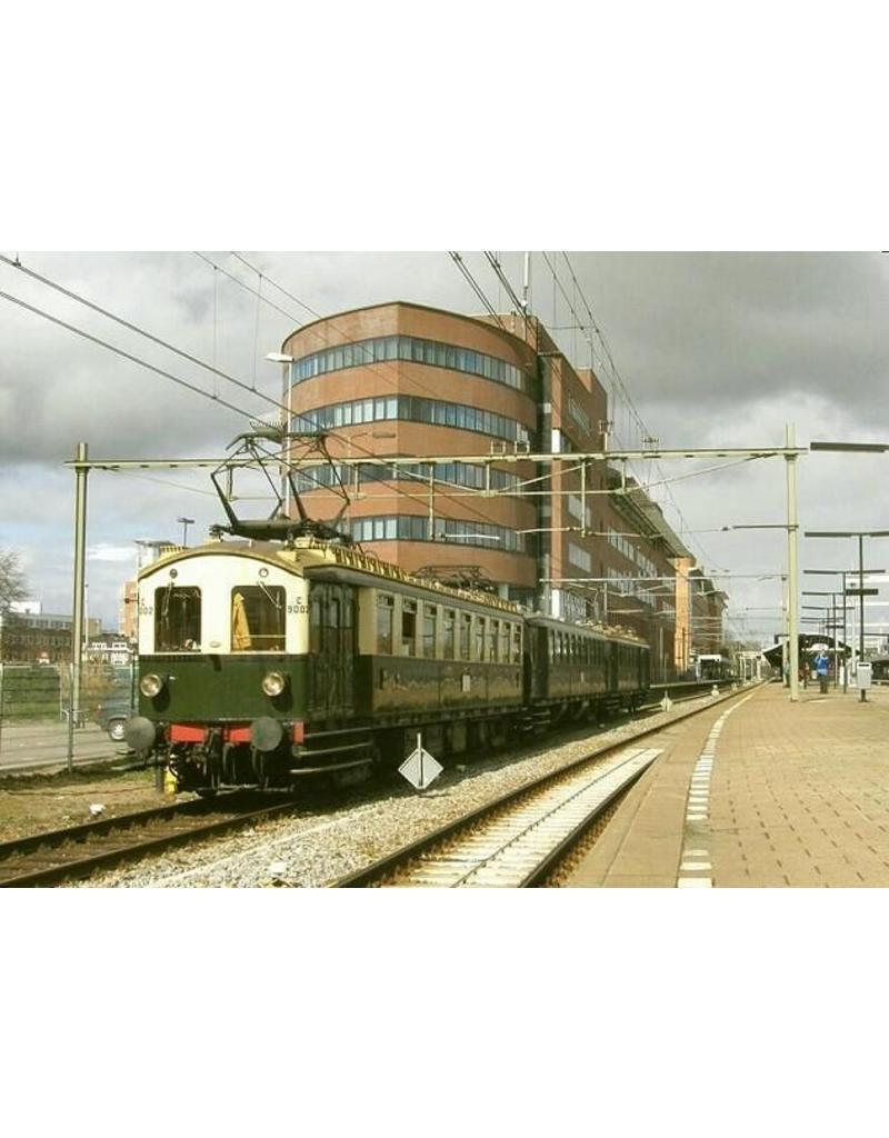 """NVM 20.03.007 motorpostrijtuig MP 9200 - (""""Blokkendoos"""", """"Stofzuiger"""") voor spoor 0"""