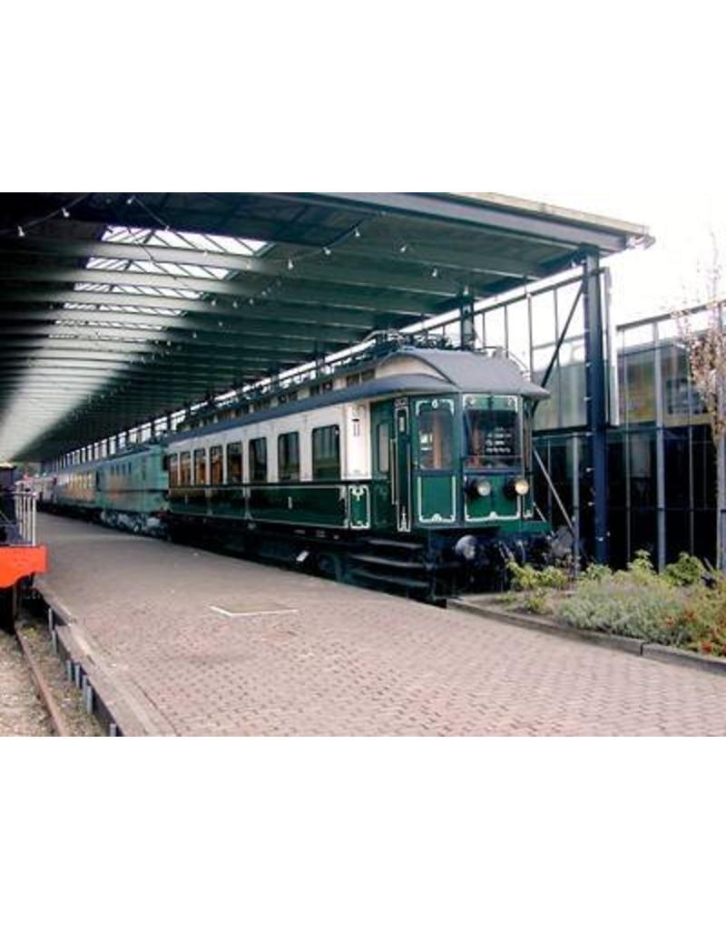 NVM 20.03.009 materieel ZHESM EMR.B 51-62, AHCR 101-109 voor spoor I