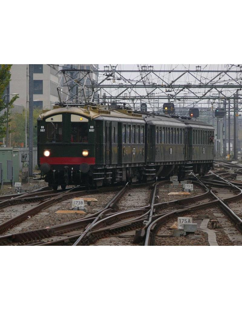 """NVM 20.03.013 NS Hoofdlijnmaterieel 1924 mC 9001-9038 - (""""Blokkendoos"""") voor spoor 0"""