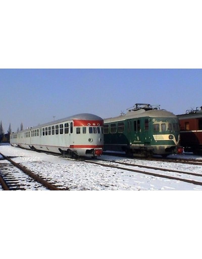 NVM 20.04.003 DE-3-wagentreinstel (1934) voor spoor H0