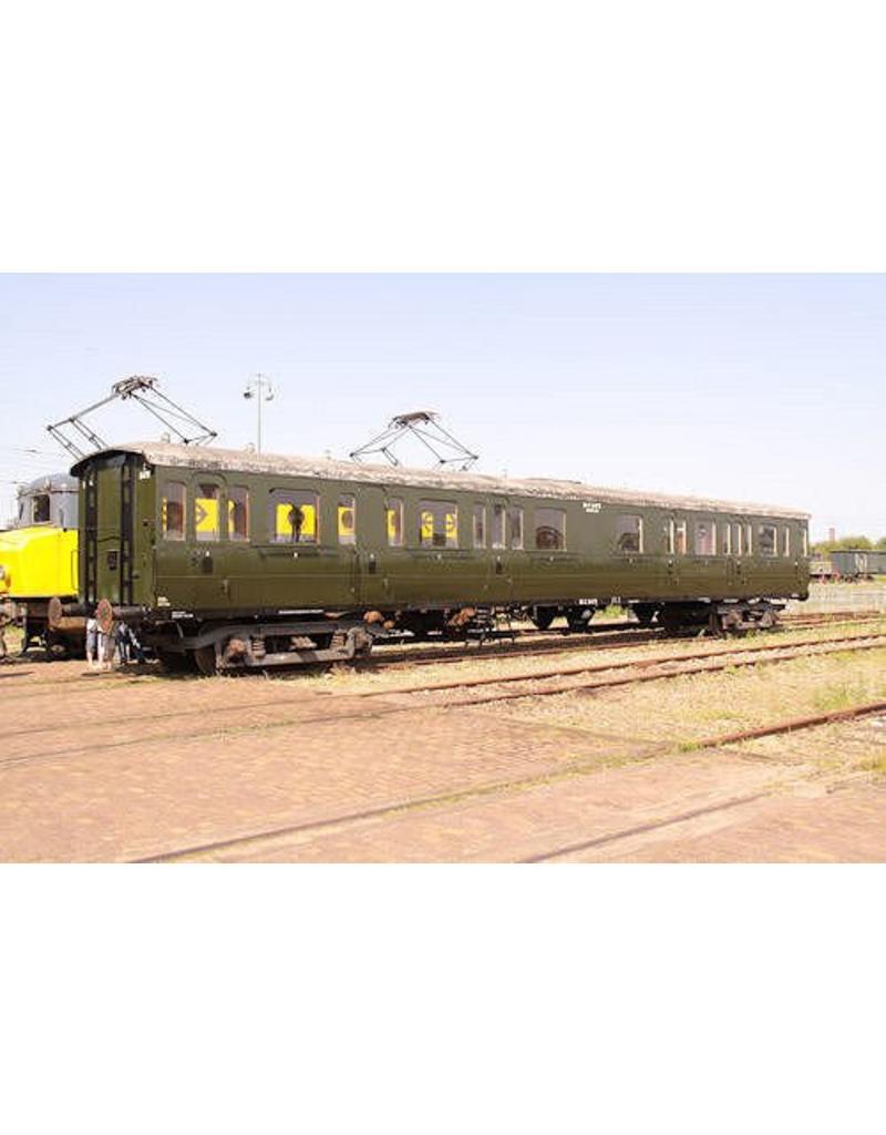 NVM 20.05.001 stalen C-rijtuig serie 6400 - type C12c voor spoor 0