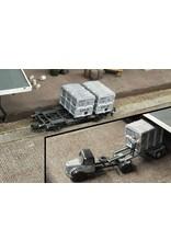 NVM 20.06.006 18 tons laadkistenwagen hhw NS 94621voor spoor I