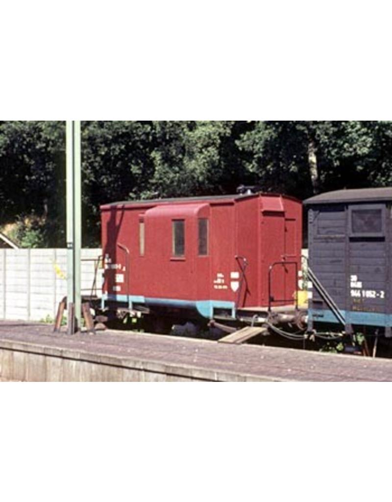 NVM 20.06.014 conducteurswagen NS D2421-D2570 voor spoor 0