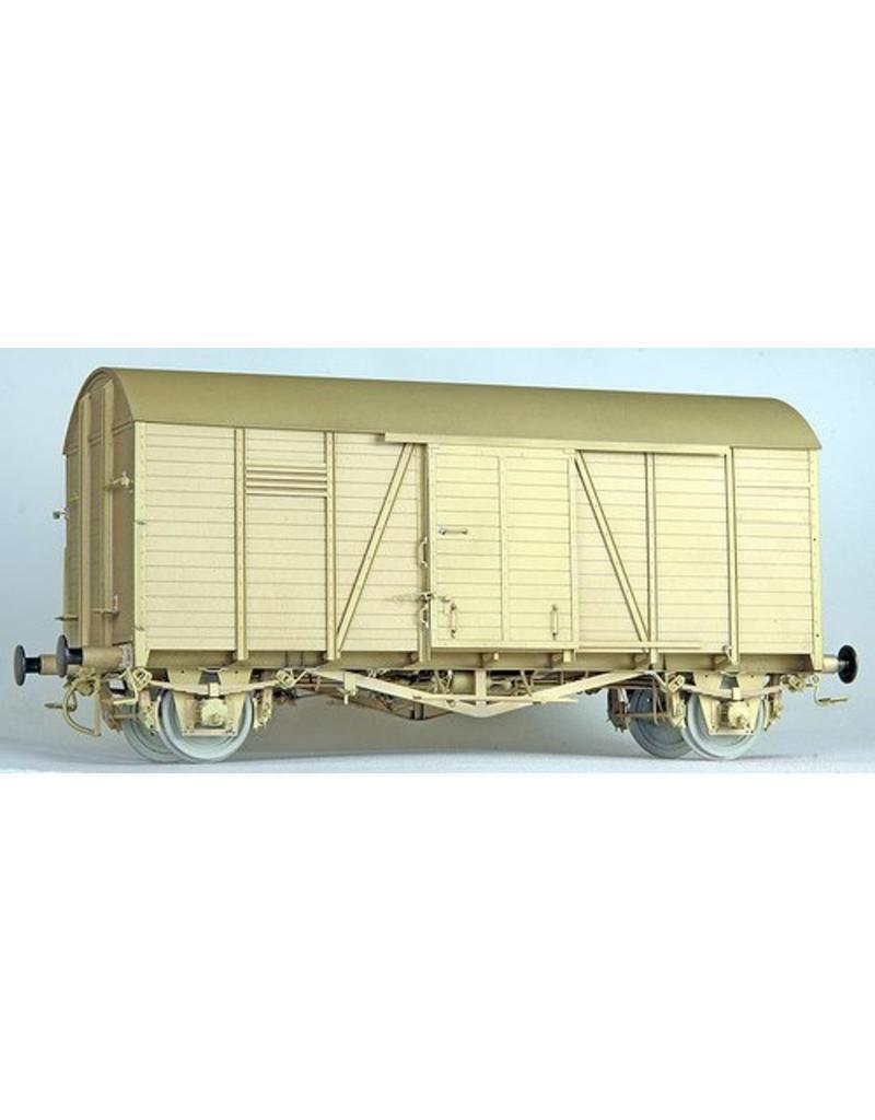 NVM 20.06.043 gesloten goederenwagen NS Oppeln s-cho 14690 t/m 99 (ex Ghhs) voor spoor 0
