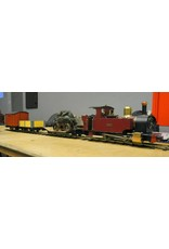 """NVM 20.20.006 """"home-made Dacre""""; B-lok voor spoor 0 of spoor 1"""