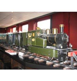 NVM 20.20.010 NTM stoomtramlocomotief (Maffei, 1914); voor spoor 1 (45 mm)