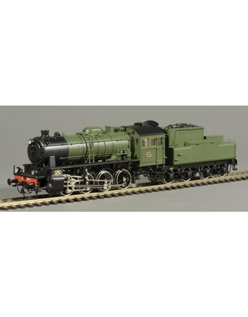 """NVM 20.20.012 goederenlocomotief NS 4700 - (""""Goederen Zweed""""); voor spoor 2 (58 mm)"""