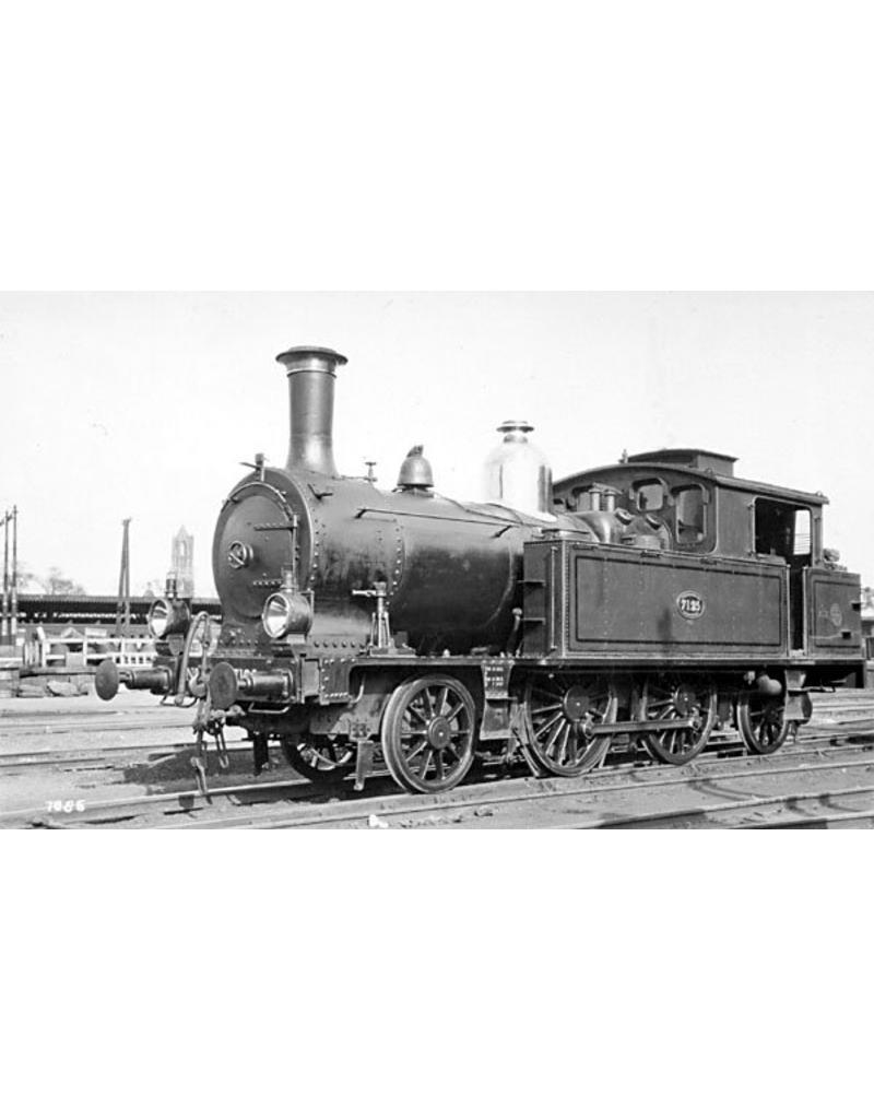 NVM 20.20.018 tenderlocomotief serie NS 7111-7125, ex-SS 531-545; voor spoor 1 (45 mm)