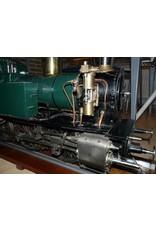 NVM 20.20.019 Tenderlocomotief serie NS 8507 - ex SS 227; voor spoor 2 (58 mm)