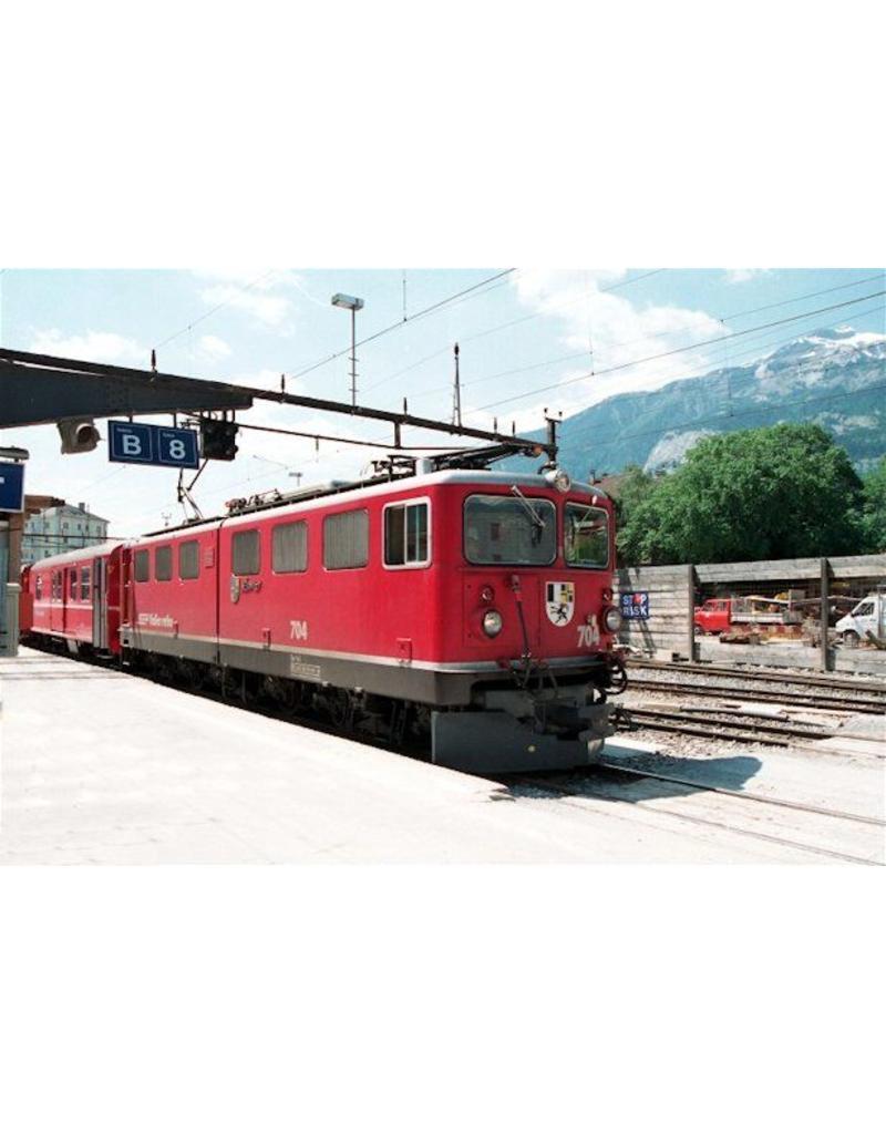 NVM 20.31.001 E-locomotief Ge 6/6 703-707 Rhaetische Bahn voor spoor 0