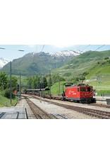NVM 20.31.008 autotrein Furka Oberalpbahn voor spoor H0