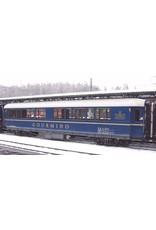 NVM 20.35.002 restauratierijtuig WR4u 3814 Rhaetische Bahn voor spoor 0