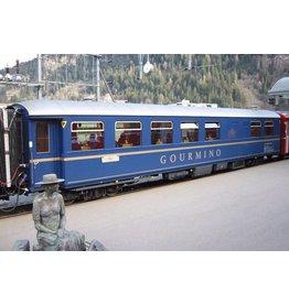 NVM 20.35.011 restauratierijtuig WR 3810-11 Rhaetische Bahn