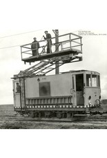 "NVM 20.79.005 HTM bovenleiding montagewagen H4; ""Dieseltinus""; voor spoor I"