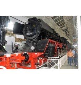 NVM 29.00.091 stoomlocomotief DB 03 001-298 voor spoor 0