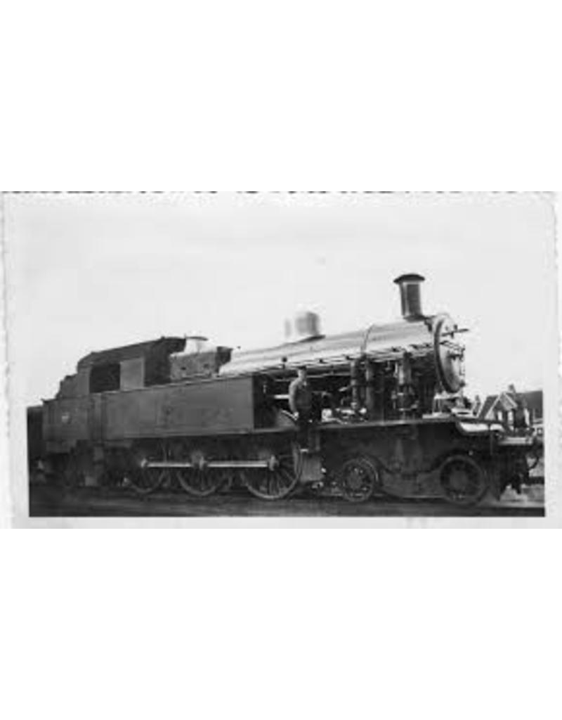 NVM 29.00.104 stoomlocomotief NS 6001-6026 voor spoor 0
