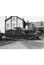 NVM 29.00.112 stoomlocomotief NS 1701 - 1835 voor spoor 0