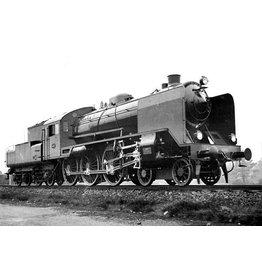 NVM 29.00.120 stoomlocomotief NS 4001 - 4015 voor spoor 0
