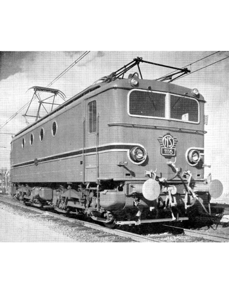 NVM 29.01.502 E-lok NS serie 1100