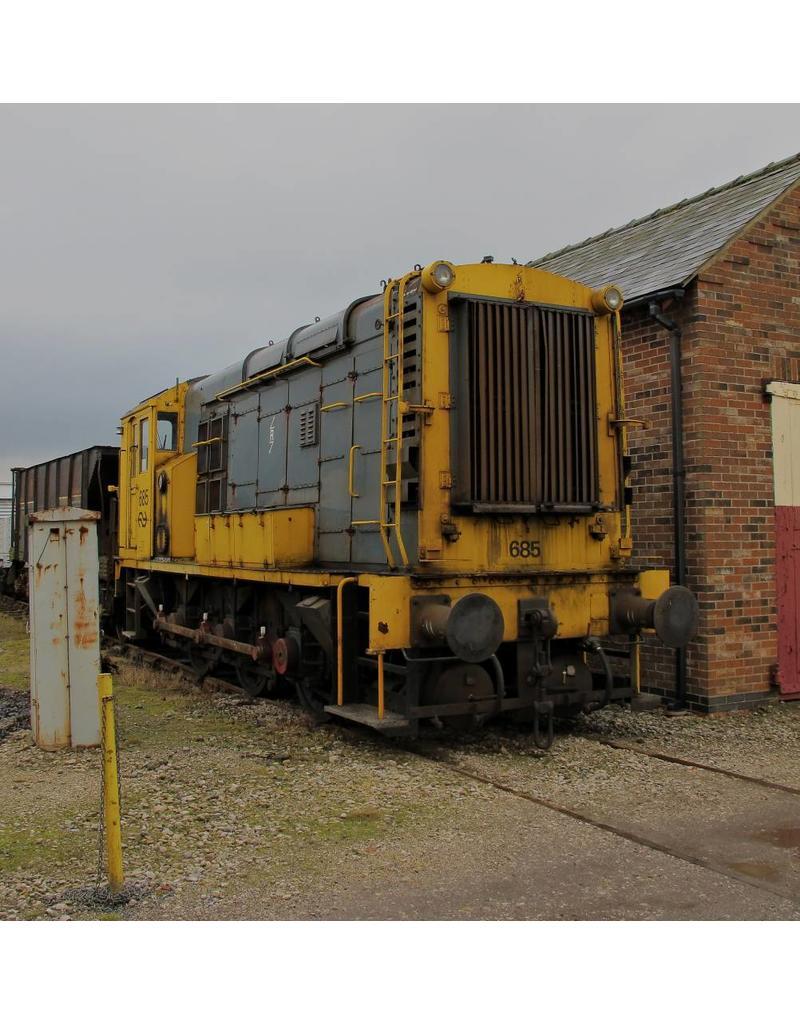 NVM 29.02.074 DE-lok NS 601-665 voor spoor 0