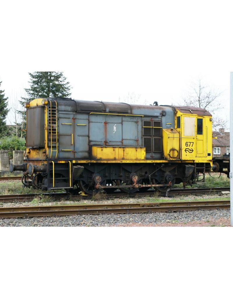 NVM 29.02.574 DE-lok NS serie 601 - 665