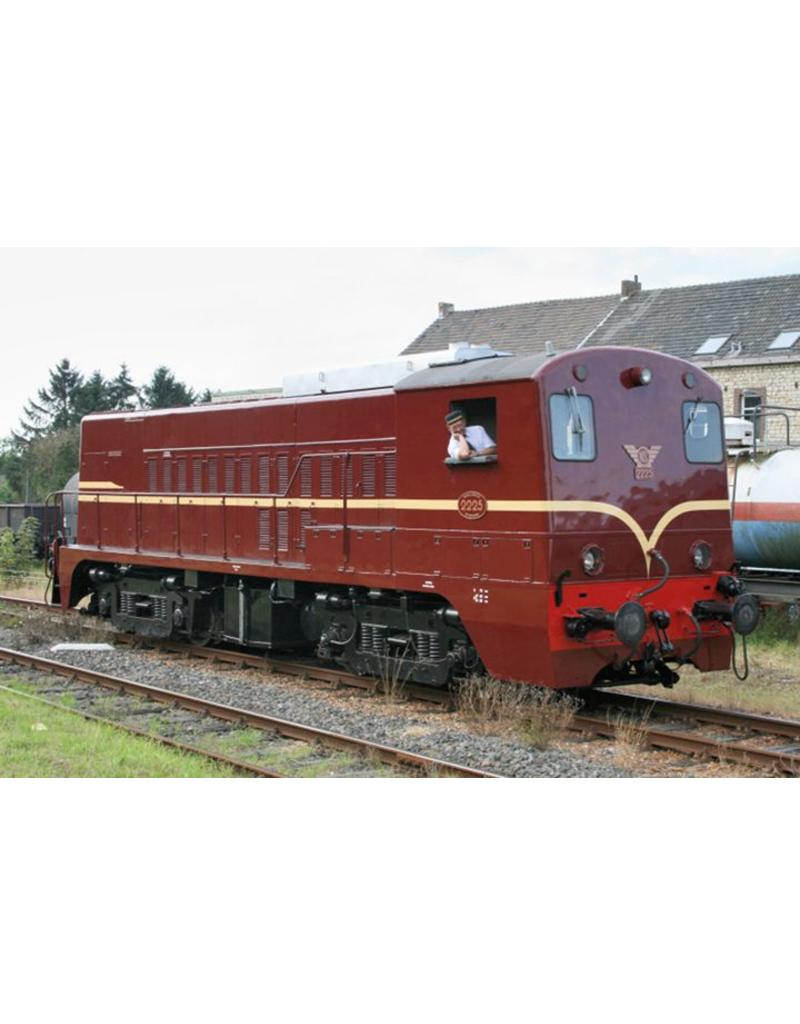 NVM 29.02.575 DE-lok NS serie 2200 - 2350