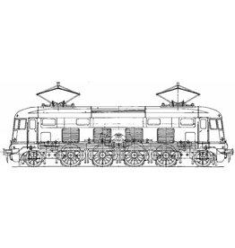 NVM 29.01.001 E-lok NS serie 1000 vor spoor 0