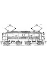 NVM 29.01.592 E-lok SNCF 0325