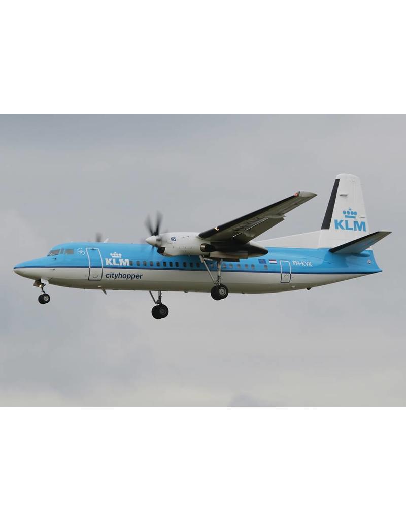 NVM 50.00.001 Fokker F27 Friendship