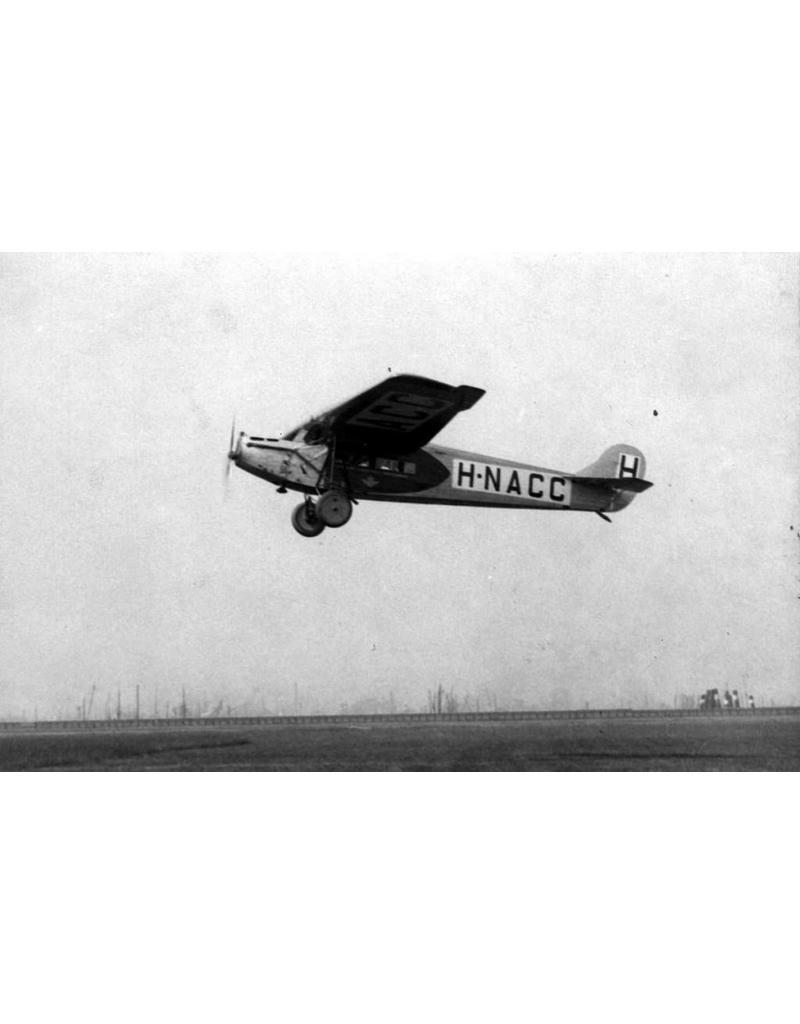 NVM 50.00.022 Fokker FVII H-NACC (1924)