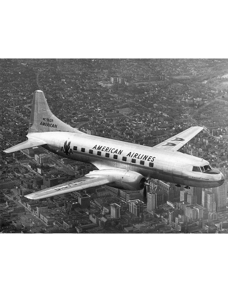 NVM 50.02.012 Convair C 240