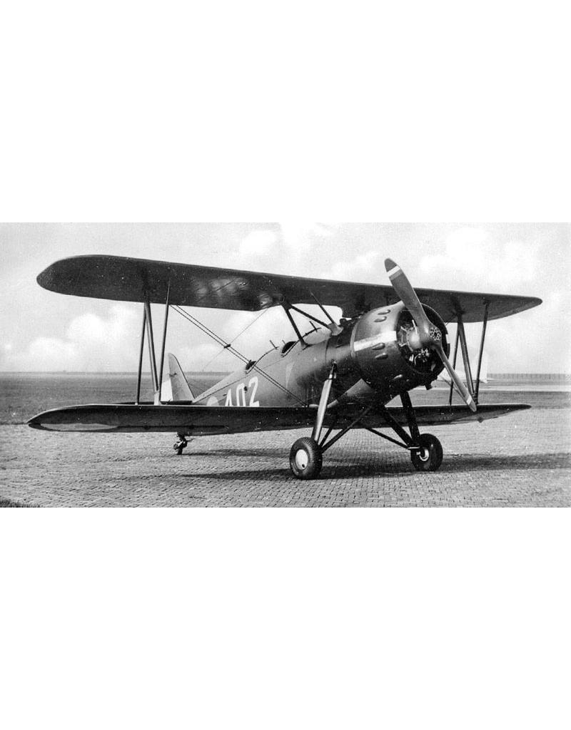 NVM 50.10.012 Koolhoven FK-51, lesvliegtuig