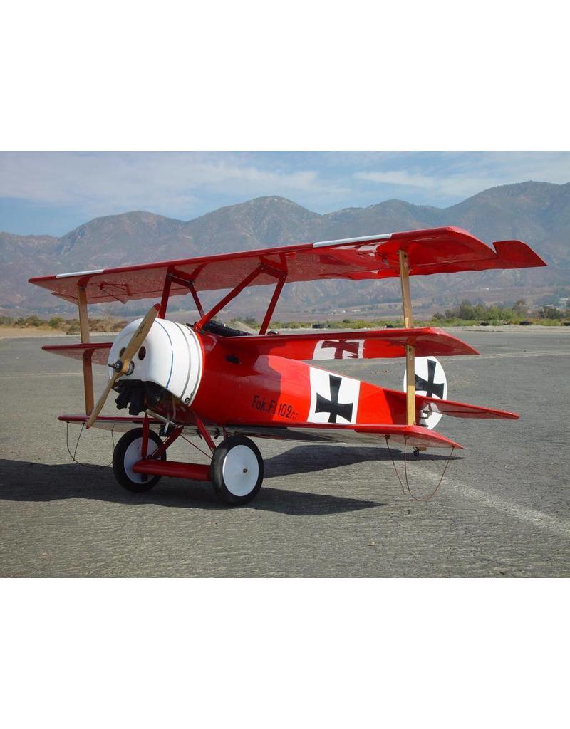 NVM 50.10.025 Fokker DR1- driedekker (1917)