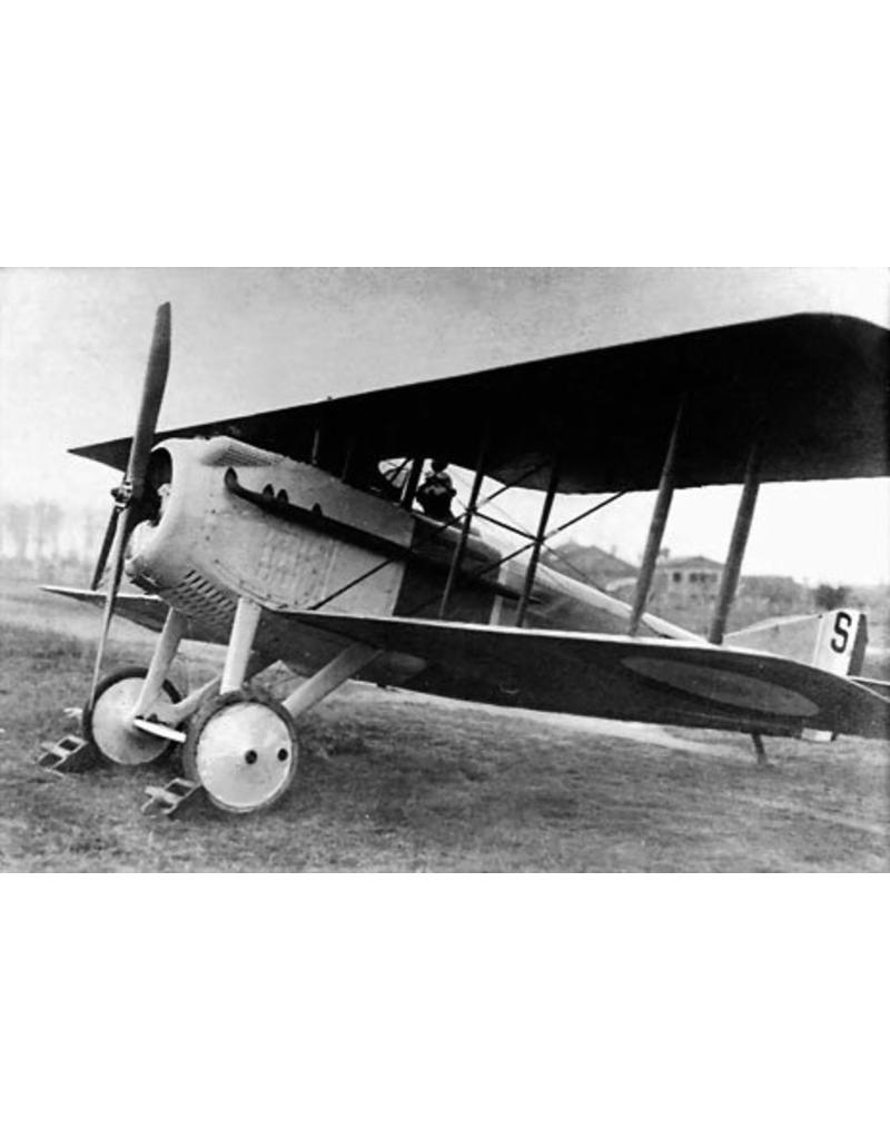 NVM 50.13.001 SPAD 7 jachtvliegtuig (1917)