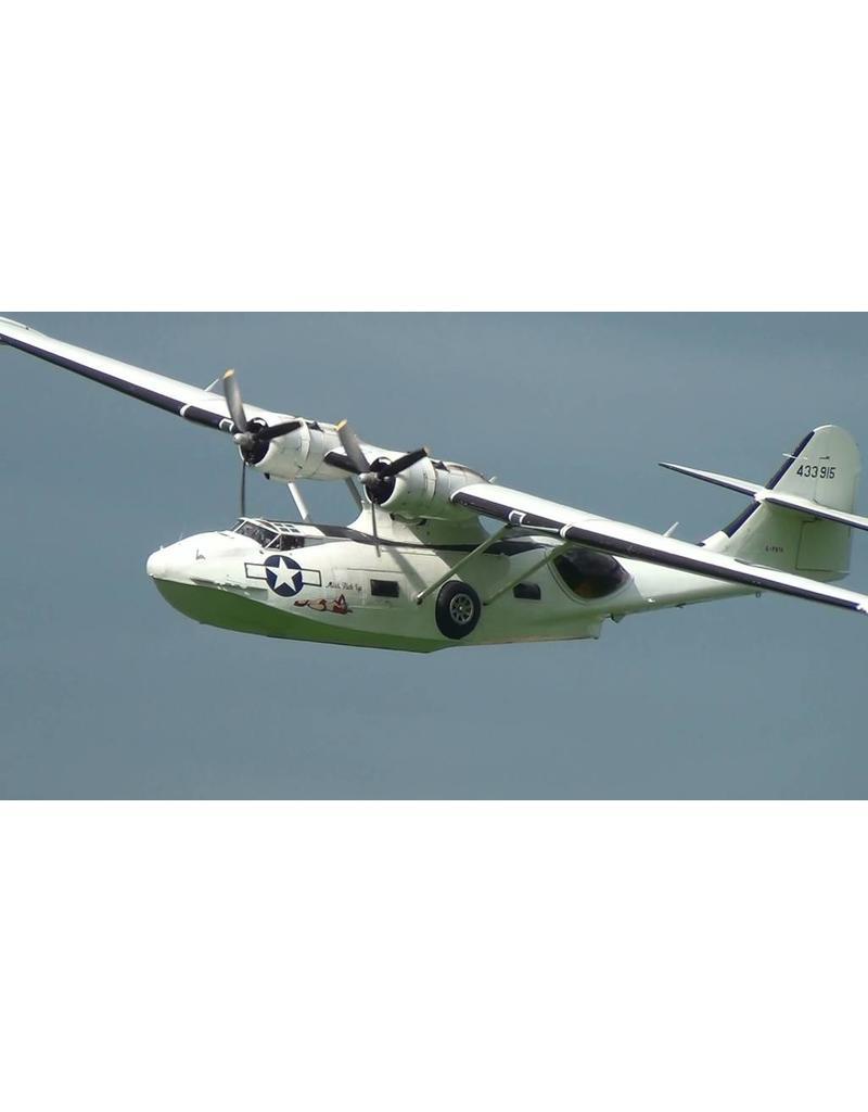 NVM 50.81.003 Catalina amfibie vliegboot PBY 5A