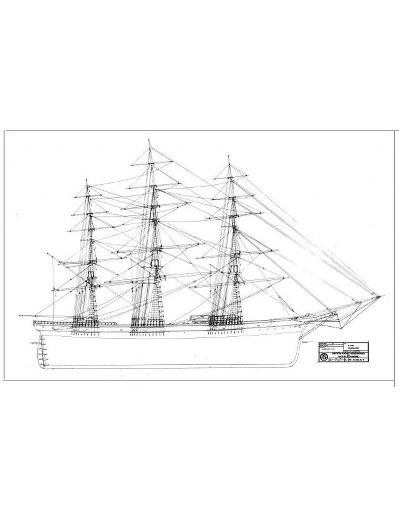 "NVM 10.00.017 Klipper ""Flying Fish"" (1851)"