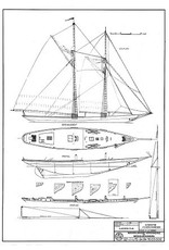 NVM 10.03.002 Gloucester visserschoener (19e eeuw)