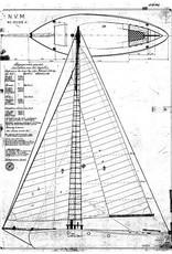 """NVM 10.06.002 zeiljacht """"MystÌÎåÂre"""" (1942)"""