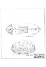 """NVM 10.06.007 meerboeier paviljoenjacht """"De Waakzaamheid"""" (1832)"""