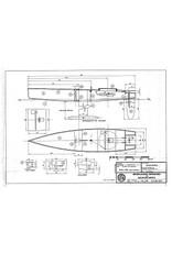NVM 10.08.020 Basic Jolle; R/C zeilboot voor beginners