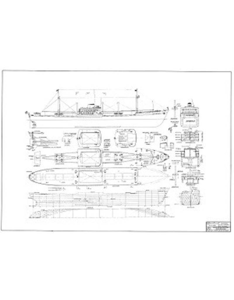 "NVM 10.10.021 vrachtschip ms ""Slot Loevestein"""