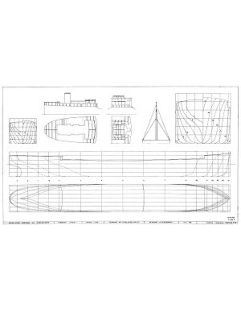 "NVM 10.10.026 tanker ss ""Tibia"" (1939) - Shell"