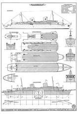 """NVM 10.10.029 passagierschip ms """"Kungsholm"""" (1954) - SEAC"""